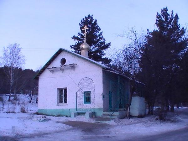 Храм-часовня во 2 больнице в честь свт. Луки