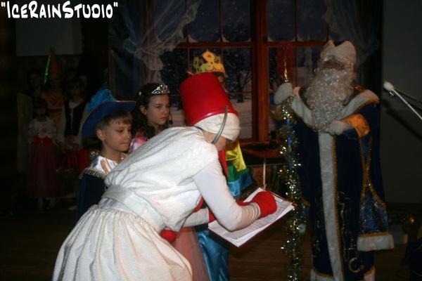 Рождественский праздник 2014