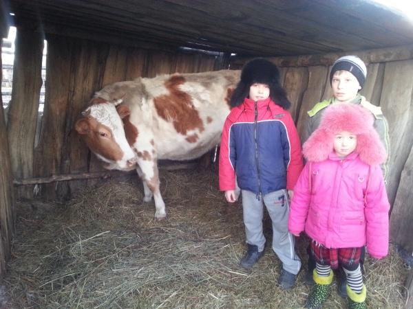 В марте у Июньки родится Марта и ли Мартин)
