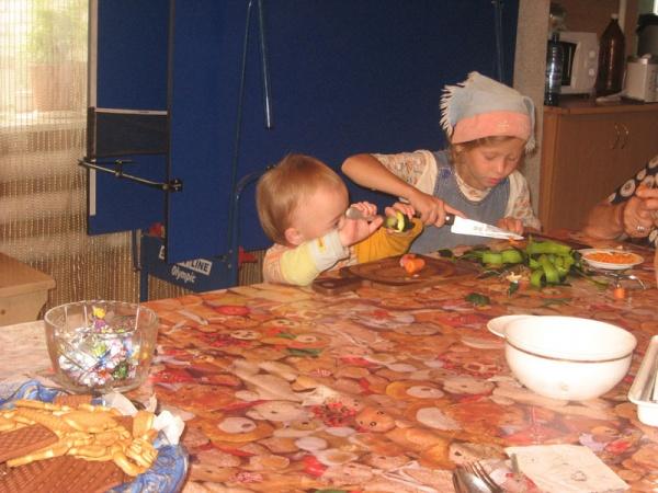 Делаем салат