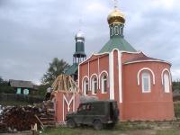 Поселок Вершино-Дарасунский :: Храм Успения Божьей Матери