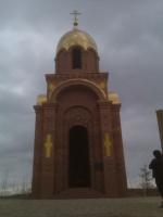 Перевал им. Ю.Тэна, часовня свт. Николая